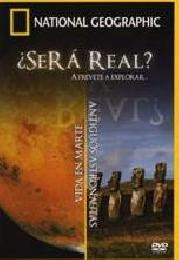 SERA REAL?  VIDA EN MARTE - NATIONAL GEOGRAPHIC