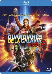 GUARDIANES DE LA GALAXIA 2 (BLU RAY)